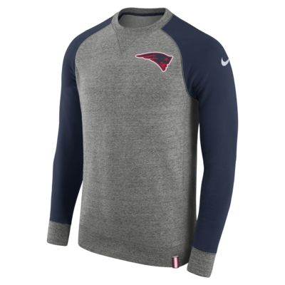 Sweat-shirt Nike AW77 (NFL Patriots) pour Homme