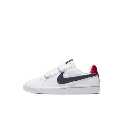 Calzado para niños talla pequeña NikeCourt Royale