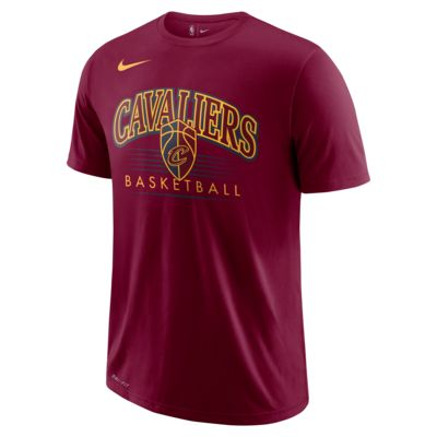 Tee-shirt NBA Cleveland Cavaliers Nike Dri-FIT pour Homme