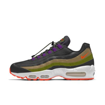 Nike Air Max 95 Premium IGC By You Custom Men's Lifestyle Shoe