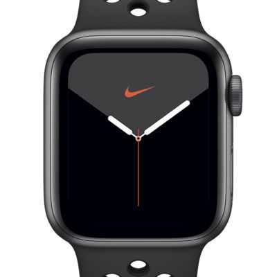 Apple Watch Nike Series 5 (GPS + Cellular) with Nike Sport Band 44mm Space Gray Aluminum Case