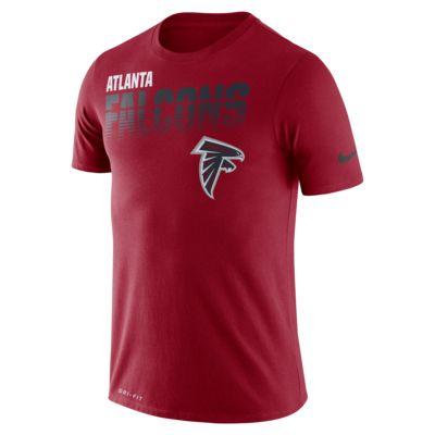 Мужская футболка с длинным рукавом Nike Legend (NFL Falcons)