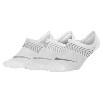 Calcetines de entrenamiento para mujer Nike Everyday Plus Lightweight (3 pares)