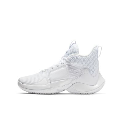 """Jordan """"Why Not?"""" Zer0.2 Genç Çocuk Basketbol Ayakkabısı"""