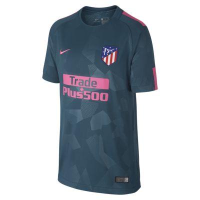 Купить Футбольное джерси для школьников 2017/18 Atletico de Madrid Stadium Third