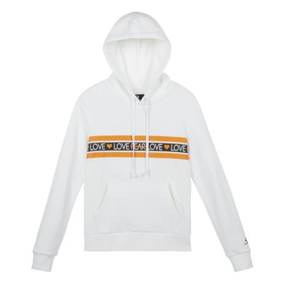 Converse Love the Progress Print  Women's Hoodie
