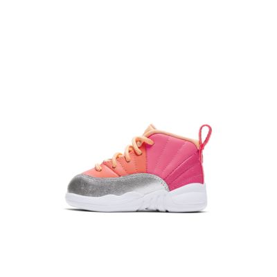 Jordan 12 Retro (2c-10c) Infant/Toddler Shoe