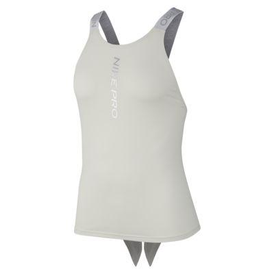 Nike Pro 女子印花紧身训练背心