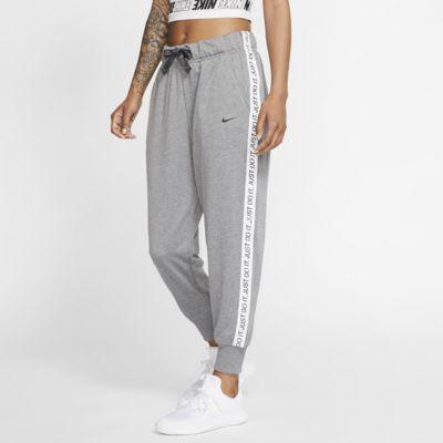 Pantaloni da training in fleece a 7/8 Nike Dri-FIT Get Fit - Donna