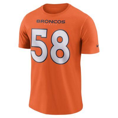 Nike Player Pride Name and Number (NFL Broncos / Von Miller) Men's T-Shirt