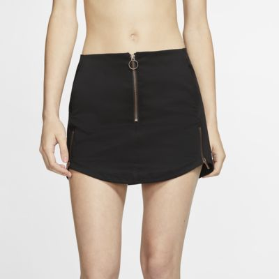 Hurley Sueded Zip Women's Skirt