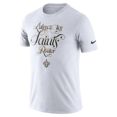 Nike Dri-FIT (NFL Saints) Big Kids' T-Shirt