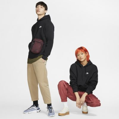 Mikina Nike Sportswear Club Fleece s kapucí