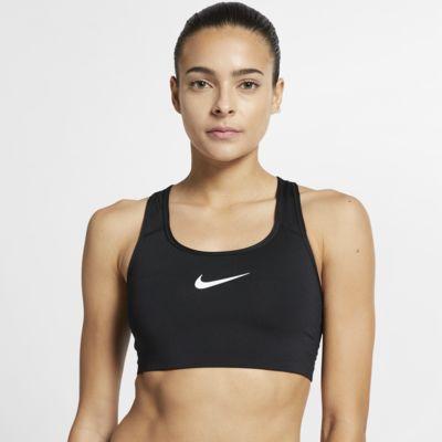 Bra a sostegno medio Nike Swoosh - Donna