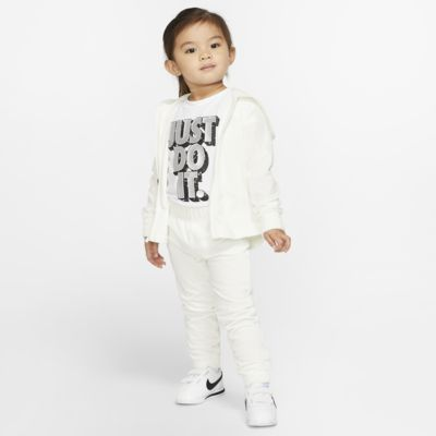 Nike Sportswear Toddler Hoodie and Trousers Set
