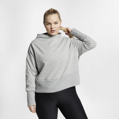 Nike Studio Women's Pullover Training Top (Plus Size)