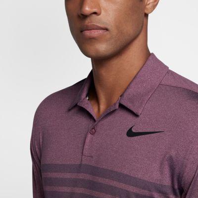 Nike Dry Heather Stripe