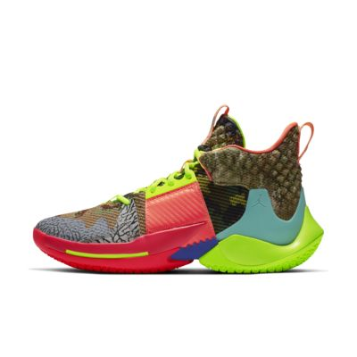 "Jordan ""Why Not?"" Zer0.2 SP Basketball Shoe"