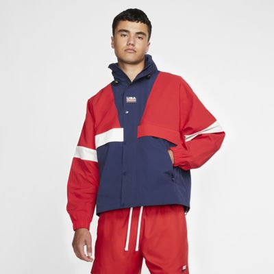 Nike Men's Swoosh Striped Jacket