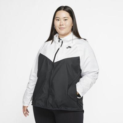 Kurtka damska Nike Sportswear Windrunner (duże rozmiary)