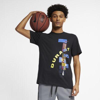 Купить Мужская футболка Nike Dri-FIT KD, Черный, 22590885, 12481576
