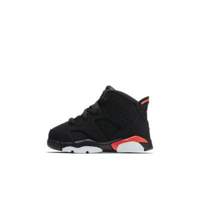 Air Jordan Retro 6 Baby & Toddler Shoe (1.5–9.5)