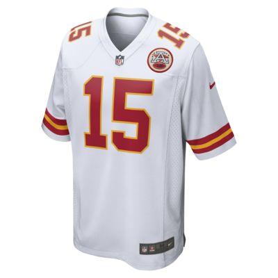 f0632b3e24 NFL Kansas City Chiefs Game (Patrick Mahomes) Men's Football Jersey ...