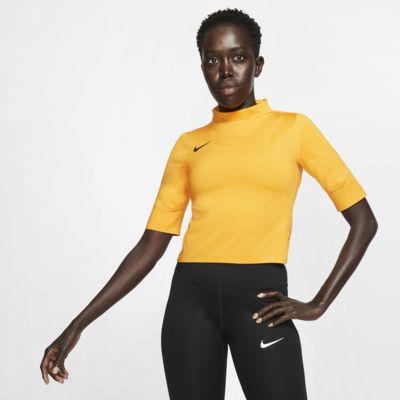 Dámský běžecký top Nike s krátkým rukávem