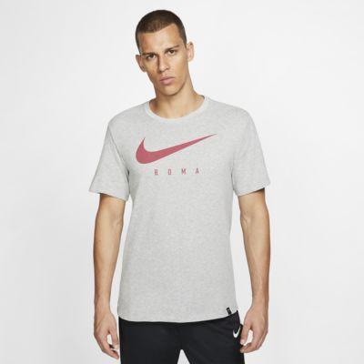 Playera de fútbol para hombre Nike Dri-FIT A.S. Roma