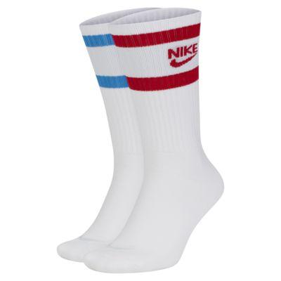 Nike Heritage Mitjons alts (2 parells)