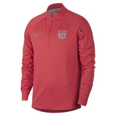 Haut de football FC Barcelona Shield Squad pour Homme