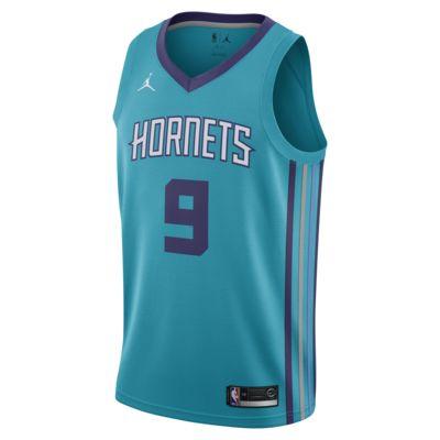 Icon Edition Swingman (Charlotte Hornets) tilkoblet Jordan NBA-drakt til herre