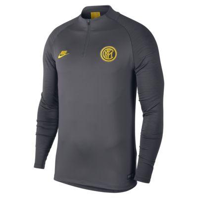 Pánské fotbalové tréninkové tričko Inter Milan Strike