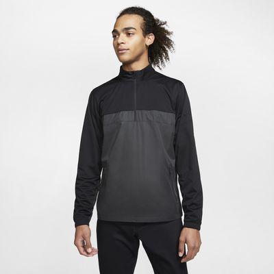 Мужская куртка для гольфа с молнией на половину длины Nike Shield Victory