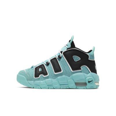 Nike Air More Uptempo Genç Çocuk Ayakkabısı