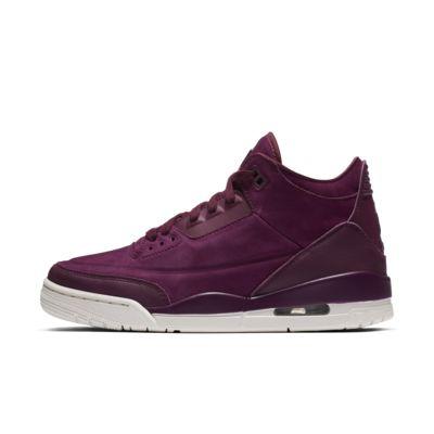 acheter pas cher 42f48 04c89 Chaussure Air Jordan 3 Retro SE pour Femme