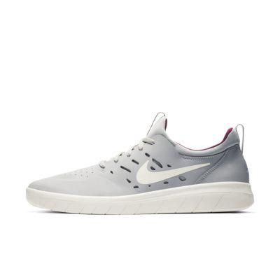 Nike SB Nyjah Free 男/女滑板鞋