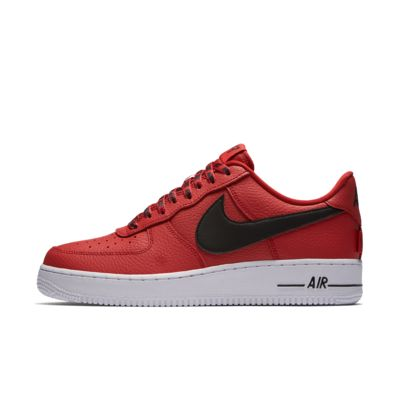 nike air force 1 07 red