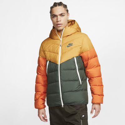 Kurtka z kapturem Nike Sportswear Windrunner Down Fill