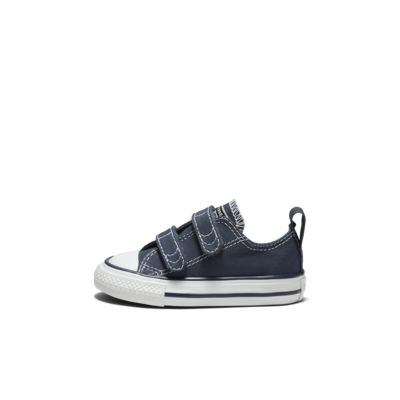 Converse Chuck Taylor All Star Hook And Loop Low Top Infants' Shoe