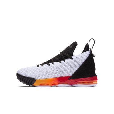 LeBron XVI (GS) 大童篮球童鞋