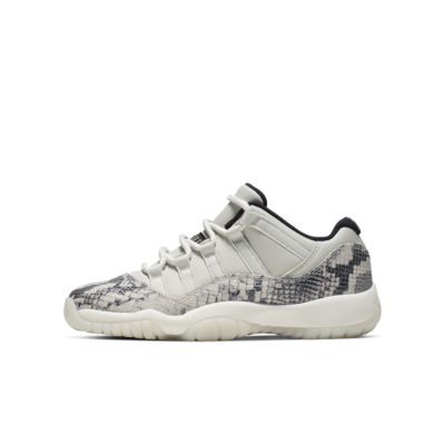 Air Jordan 11 Retro Low LE Big Kids' Shoe