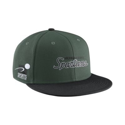 Nike College True Sport (Michigan State) Adjustable Hat