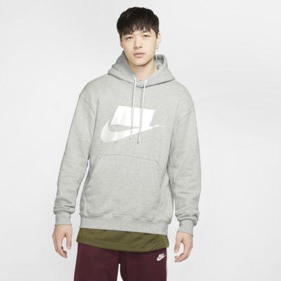 Sweat à capuche en molleton Nike Sportswear NSW pour Homme
