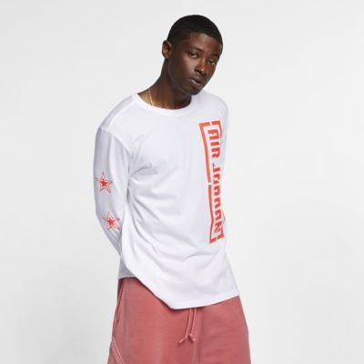 Męski T-shirt z długim rękawem Jordan