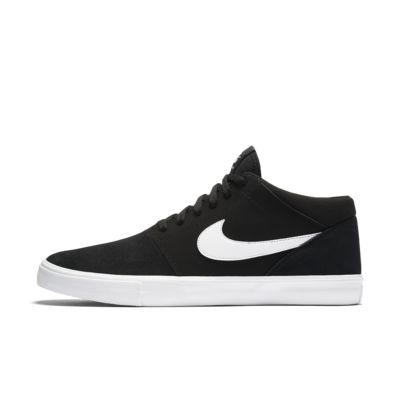 Nike SB Solarsoft Portmore II Mid Men's Skateboarding Shoe