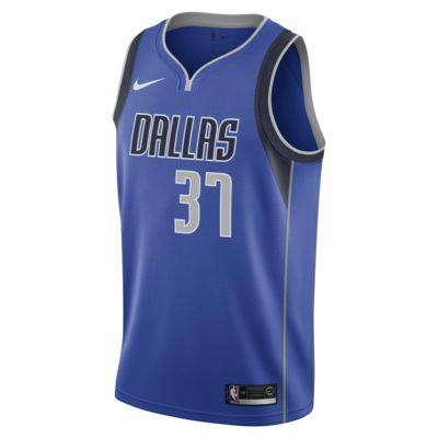 Pánský dres Nike NBA Connected Kostas Antetokounmpo Icon Edition Swingman (Dallas Mavericks)
