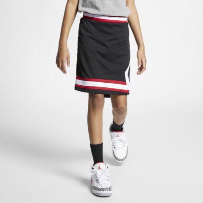 Jordan-mesh-nederdel til store børn (piger)