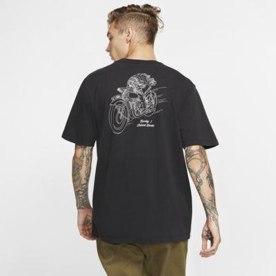 Hurley x Roland Sands Moto Beach Herren-T-Shirt