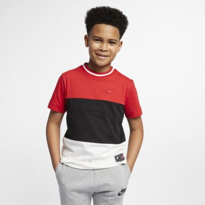 Nike Air Big Kids' (Boys') Short-Sleeve Top